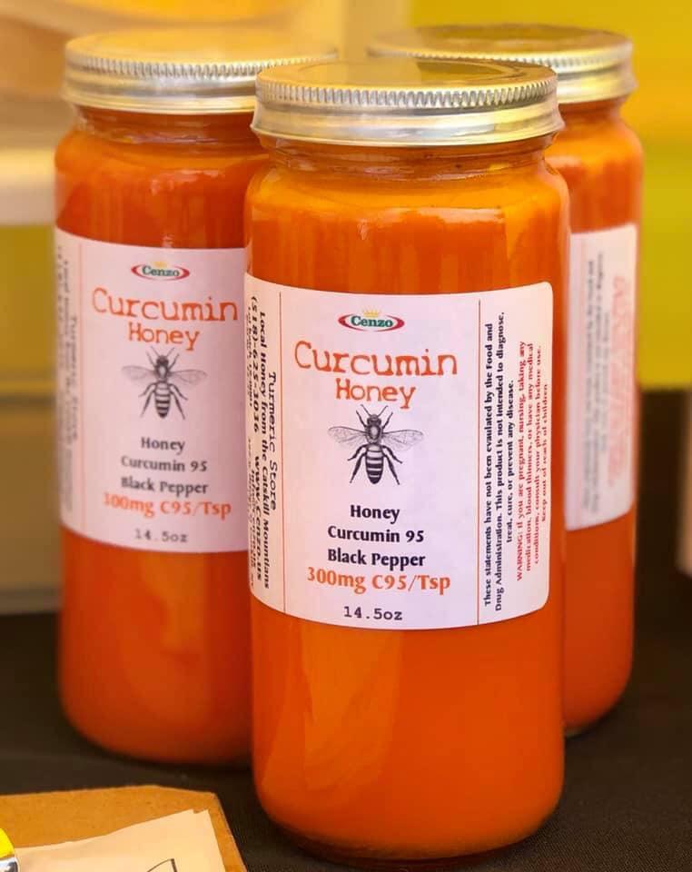 Curcumin Honey